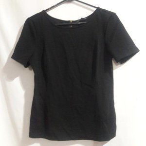 Banana Republic Womens Black Shirt Size:8